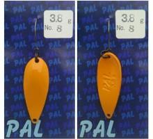Блесна колеблющаяся FOREST PAL 3,8 гр цвет 8